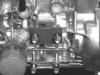 Motor mount spacer