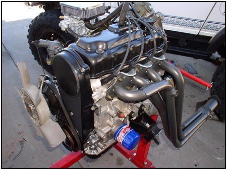 john's foreign engines performance engine kit for samurai pg. 2