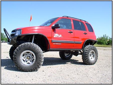 chevy tracker off road   www.pixshark.com images