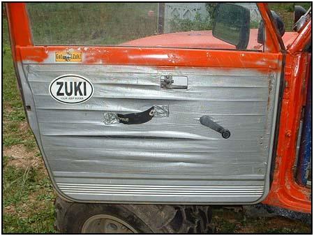 Samurai Izook Suzuki 4x4 Tech Information Accessories