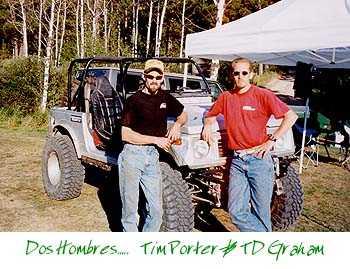Tim Porter & TD Graham
