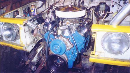 Samurai Ford 302 Engine Swap Izook Suzuki 4x4 Tech Information