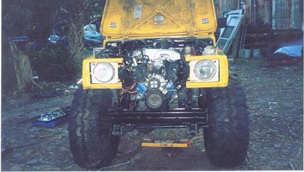 samurai - ford 302 engine swap | izook - suzuki 4x4 tech