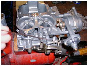 Suzuki - Adjust A Weber Carburator | iZook - Suzuki 4x4 Tech ...