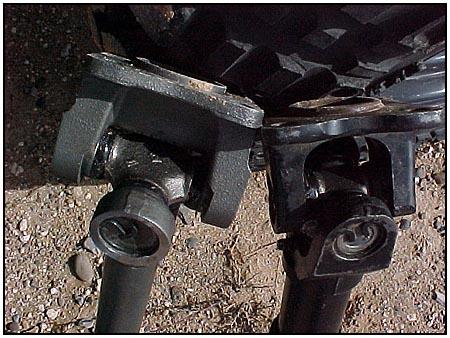 k.a.d. drive shaft for samurai   izook - suzuki 4x4 tech